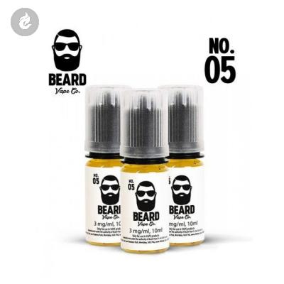 Beard Vape NO.05 Nicotinevrij