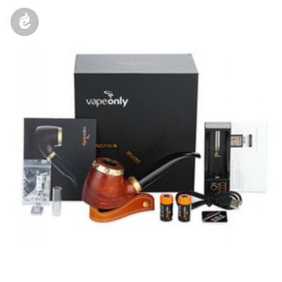 VapeOnly VPipe 3 E-Pijp Starter Kit Wood
