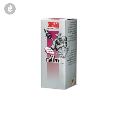 CIVAP e-Liquid The Twins / Kers Nicotinevrij