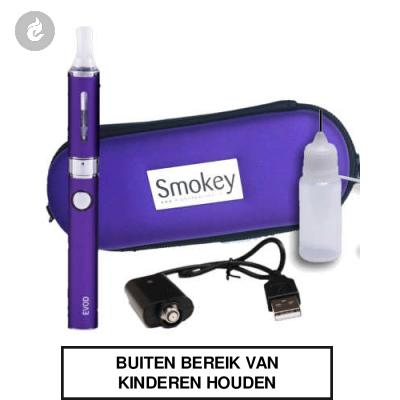 EGO EVOD Smokey II kit (paars)