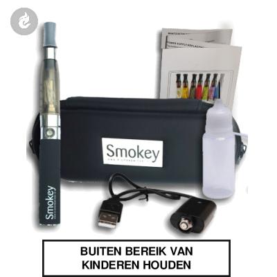 EGO Smokey CE4 Kit Zwart