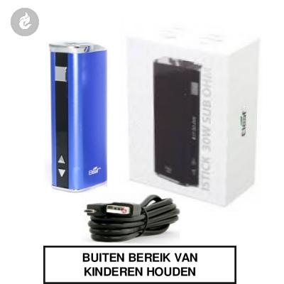 i-Stick Kit 30watt Blauw