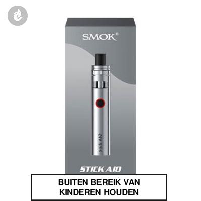 Smok Stick Aio Starterskit RVS