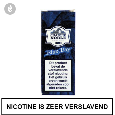 Charlie Noble Blue Bay 12mg Nicotine