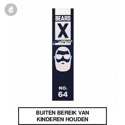 Beard Vape X Series Shake & Vape NO.64