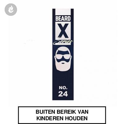 Beard Vape X Series Shake & Vape NO.24
