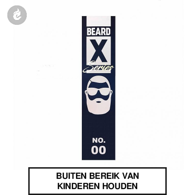 Beard Vape X Series Shake & Vape NO.00