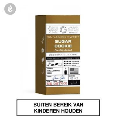 GLAS Basix Shake & Vape - Sugar Cookie