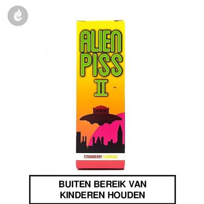 Bomb Sauce Shake & Vape - Alien Piss II