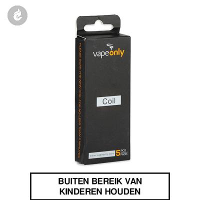 VapeOnly Vair-P VPipe 3/ZEN PIPE COILS (5 stuks)