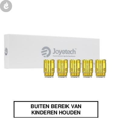 Joyetech EX Coil Head For Exceed 0.5ohm Goud (doosje 5 stuks)