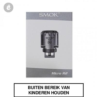 Smok Micro R2 RBA DUAL COIL 0.25ohm