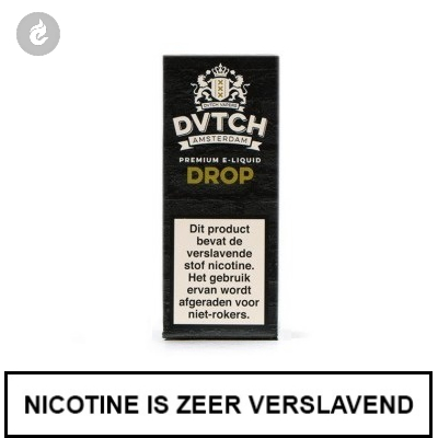 DVTCH Amsterdam Drop 3mg nicotine