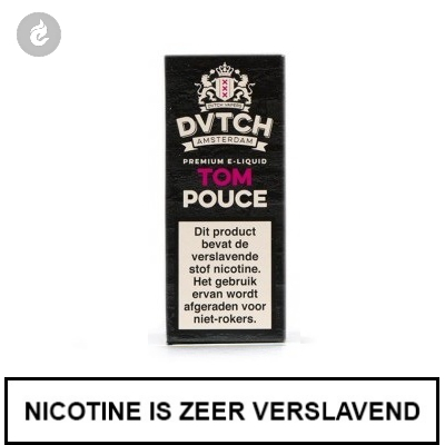DVTCH Amsterdam Tom Pouce 6mg Nicotine