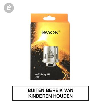 Smok V8 X-Baby M2 Coils 0.25ohm (doosje 3 stuks)