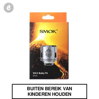 Smok V8 X-Baby T6 Coils 0.2ohm (doosje 3 stuks)