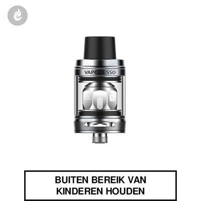 Vaporesso NRG SE Mini Clearomizer Tank 2ml RVS