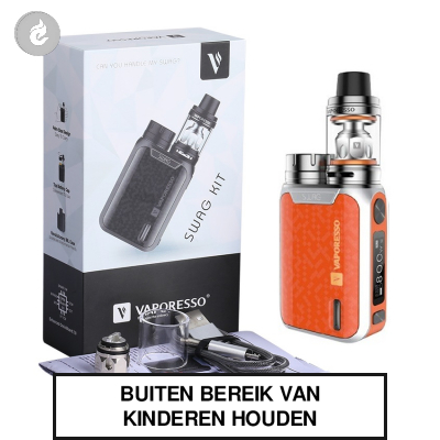 Vaporesso SWAG TC Kit 80W Oranje