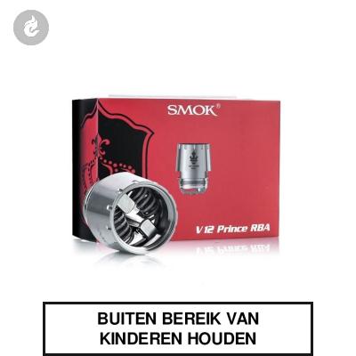 Smok V12 Prince RBA Coil