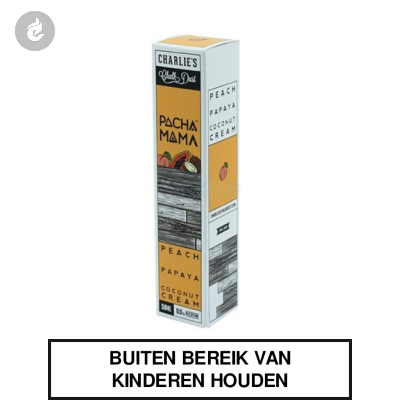 Charlie's Chalk Dust Pacha Mama - Peach, Papaya, Coconut Cream