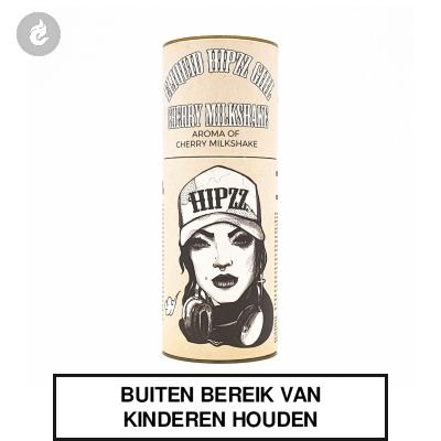 Hipzz Girl Shake & Vape - Cherry Milkshake