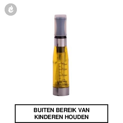 CE4 clearomizer 1.6ml Geel