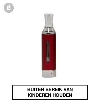 MT3 EVOD Clearomizer Rood