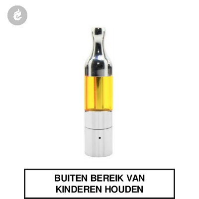 Mini Protank X9 Clearomizer Geel