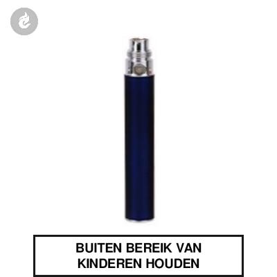 EGO Smokey CE4 batterij Blauw