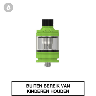 Eleaf Melo 4 Clearomizer 2ml Groen
