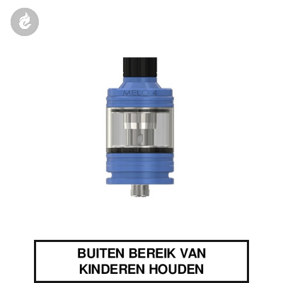 Eleaf Melo 4 Clearomizer 2ml Blauw
