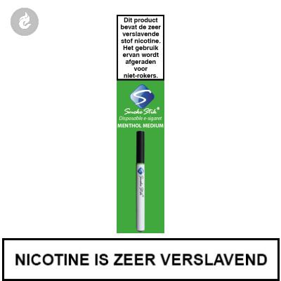 SmokeStik Menthol Medium 12mg Nicotine
