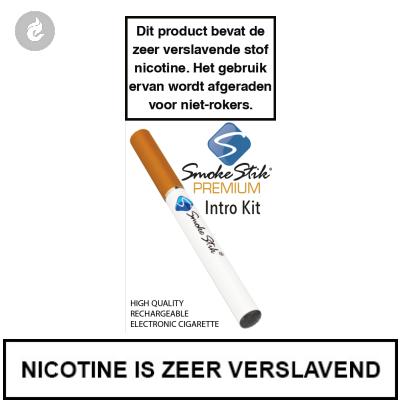 SmokeStik Premium Introkit Wit (enkel)