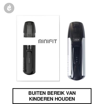 Justfog Minifit Pod Startset Zilver