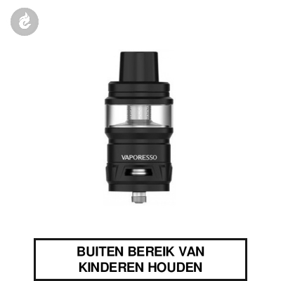 Vaporesso Cascade Mini Clearomizer Tank 2ml Zwart