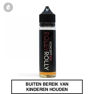 Konceptxix Shake & Vape - Poley Rolly