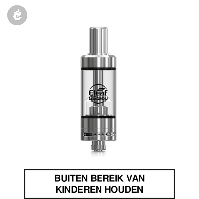 Eleaf GS-Baby Clearomizer 2ml RVS