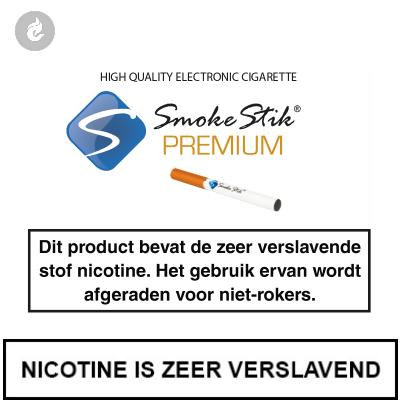 SmokeStik Premium Starterset Wit (dubbel)