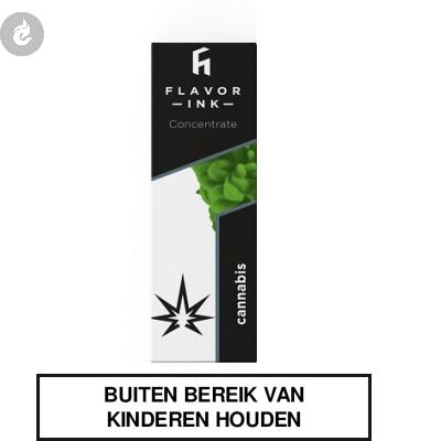 Flavor Ink Aroma ‑ Cannabis