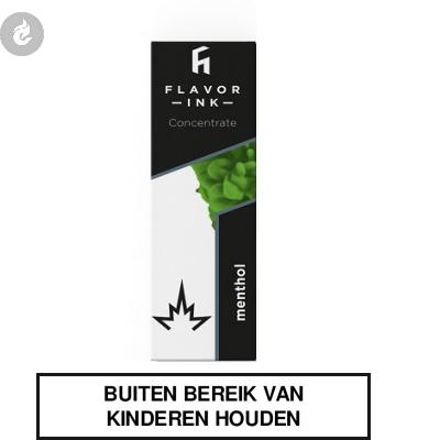 Flavor Ink Aroma ‑ Menthol
