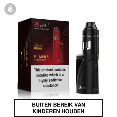 Vaptio PI Mini Special Startset 50watt Zwart