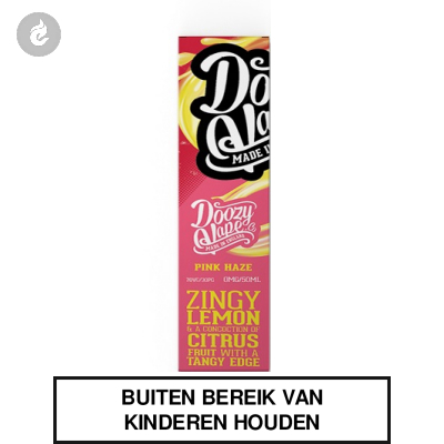 Doozy Vape Shake & Vape - Pink Haze