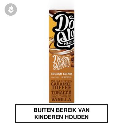 Doozy Vape Shake & Vape - Golden Elixir