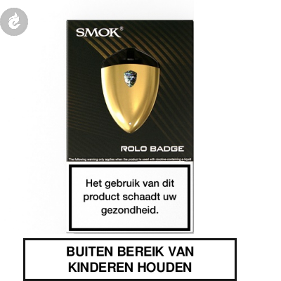 SMOK Rolo Badge Startset Prism Gold