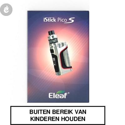 Eleaf Pico S Startset 100watt Zilver