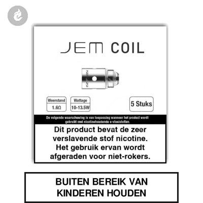 Innokin JEM Coils 1.6ohm (5 stuks)