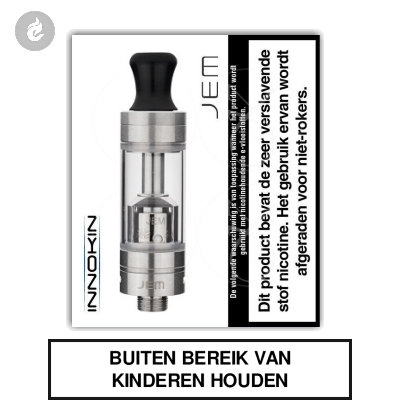 Innokin JEM Clearomizer RVS