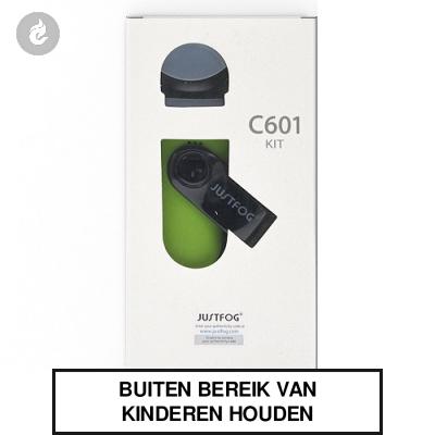 Justfog C601 Starterset Groen