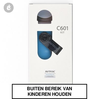 Justfog C601 Starterset Blauw