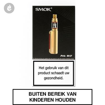 SMOK Priv M17 Startset Prism Gold
